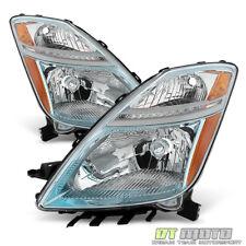 For 2006 2007 2008 2009 Toyota Prius Halogen Headlights Replacement Headlamps