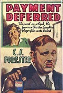 Payment Deferred - 1932 - Charles Laughton Maureen O'Sullivan Vintage Crime DVD
