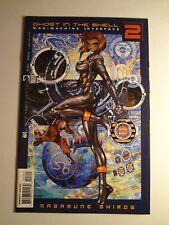Ghost In the Machine 2: Man-Machine Interface #3 0f 11 - Dark Horse - 2003