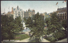 London. Leicester Square. Early Printed Postcard by P.P. & P. & Co. Croydon