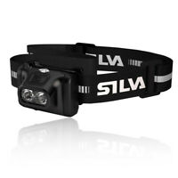 Silva Unisex Scout RC Headlamp Black Sports Cycling Outdoors Running Water