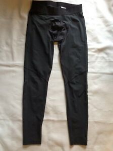 MENS NIKE PRO HYPER COMPRESSION WORK OUT TIGHTS DARK GRAY SIZE LARGE