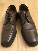 Allen Edmonds Warren Brown Leather Bicycle Toe Oxford  Mens Shoes Sz 9