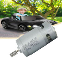 12V DC 35000 Rpm 65W Motor For Remote Control Toys Powerful High Speed Kit Parts