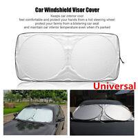 Car Auto Front Windows Protection Windshield Cover UV Visor Shade Sun 150*70cm