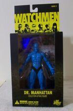 "Watchmen ( Dr. Manhattan ) Serise 2 Dc Direct 7"" Action Figure NIB"