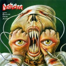 DESTRUCTION - RELEASE FROM AGONY LP (US-IMPORT) ☆☆☆NEU/NEW☆☆☆