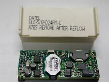 Datel Ule-5/12-D24Pm-C 5V 12A Out,18-36V In Isolated 1/8 Brick Dc-Dc Converter