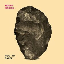 How To Dance by Mount Moriah (Merge Records) 2016 Digipak CD Like New