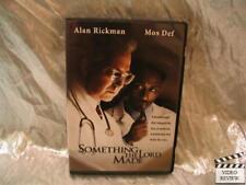 Something the Lord Made DVD Alan Rickman Mos Def