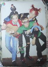 "EXO-CBX Mini Album Vol.1 Hey Mama Taiwan Promo Poster (Ver.B) 30"" X 19"""