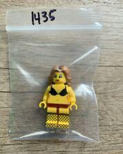 Citizen Bric Lego MiniFigure Exotic Dancer Stripper Enthusiast RARE