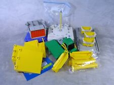 Rokenbok Building 200+ Parts Lot Balls Gripper Vehicle Chutes Hoppers Bundle