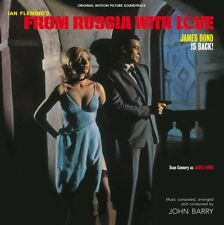 From Russia With Love - John Barry James Bond NEW SEALED 180g import LP