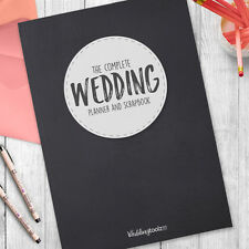 Wedding Planner Diary / Journal / Book- The Complete Wedding Planner