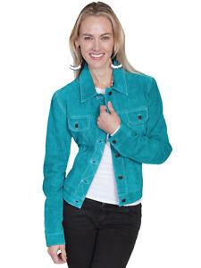 Scully Women's Boar Suede Jacket L107
