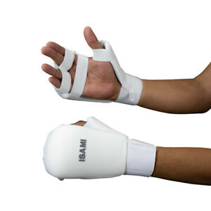 ISAMI Fist supporter White free shipping from JAPAN unisex With thumb guard