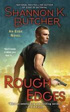 Rough Edges by Shannon K. Butcher *#5 Edge* (2015, PB) Comb ship 25¢ ea add'l bk
