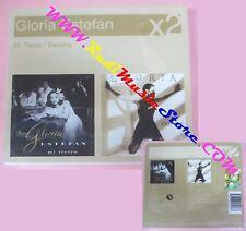 2CD GLORIA ESTEFAN mi tierra / destiny COLUMBIA 82876891312 2006 SIGILLATO(Xs10)