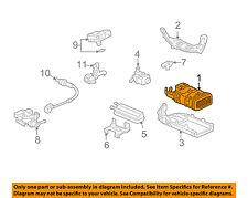HONDA OEM 03-11 Element-Vapor Canister Fuel Gas Emission 17011SCVA00