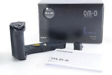 [Mint+++] OLYMPUS HLD-8G Grip for OM-D E-M5 Mark II w/ Box and Manual