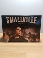 **Smallville Complete Collection Series 1-9 DVD Season 1 2 3 4 5 6 7 8 9 UK R2**