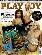Playboy Juni/06/2010   SASHA GREY & IRIS BAKKER & Playmate des Jahres + DVD*