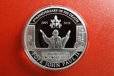 * Palau 1 dólares 2010 pp * Juan Pablo II./Habemus Papam 16.10.1978