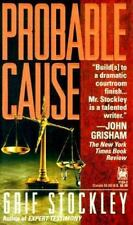 Probable Cause - Grif Stockley (Paperback)