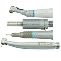 NSK Dental High Speed LED PANA MAX 2 Hole Low Speed Handpiece Kit 2Hole W&H KAVO