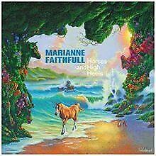 Horses and High Heels von Faithfull,Marianne | CD | Zustand gut