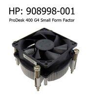 HP ProDesk 400 G4 Small Form Factor Processor Cooling Heatsink & Fan 908998-001