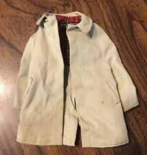 Vintage Tagged Barbie/Ken Trench Coat Great Condition