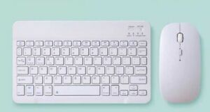 Wireless Keyboard For iPad  Bluetooth Keyboard For Android and Windows Tablet