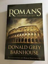 Romans Chapters 1:1 - 5:11 5:12 - 16:27 Two Book Set Barnhouse