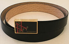 S.T. Dupont Opus X Limited Edition Buckle With Black Belt, 051218, New In Box
