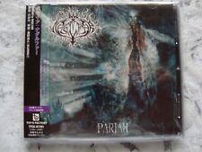 NAGLFAR Pariah CD JAPAN Obi + bonus track