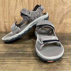 Teva Men's Hudson Sandal Bungee Cord Color Hiking Shoe Size 12 NEW