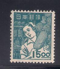 Japan  1948  Sc # 431(15y)  Wmk. W3   MNH   (47149)