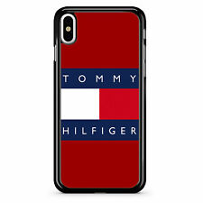 tommy hilfiger 6 for iPhone 5 6 7 8 X XR XS MAX samsung cover case