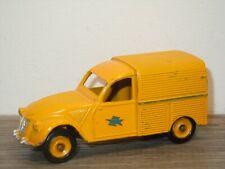 Citroen 2CV Postal Service Van - Dinky Toys 560 France *37590