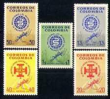Colombia 1962 malaria/salud/médico/Insectos 5 V n27403