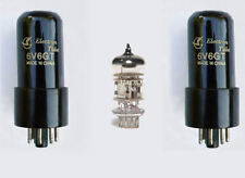 6V6 & 12AX7 Valve kit for Fender Super Champ XD or X2 guitar amps
