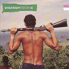 NEW - Vol. 4-Brazilian Beats by Brazilian Beats