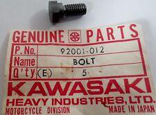 NOS KAWASAKI Z1 900 CHANGE DRUM LEVER BOLT H1 H2  92001-012