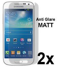 2 x  Schutzfolie Folie Displayfolie in MATT für Samsung Galaxy S4 Mini i9195