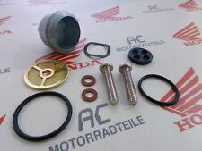 Honda CB 350 cuatro Cjto reparación tapón gasolina fuel tank COCK REPAIR set