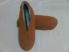 Leather house slippers/house slippers in leather/suede slippers/unisex