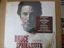"BRUCE SPRINGSTEEN ""Magic"" NEW/SEALED ORGL 2007 G/F 180G LP"
