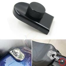 Aluminum Rear Seat Cross Screw Bolt Mount Knob Cover For Harley Sportster 883